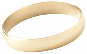 Ring - Gold Band