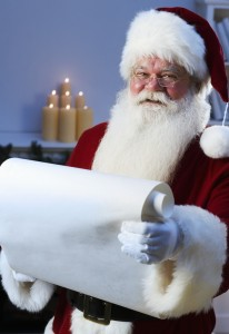 If Santa didn't plan it wouldn't get done - Make a plan!