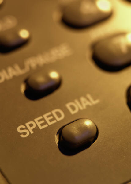 Phone Speed Dial